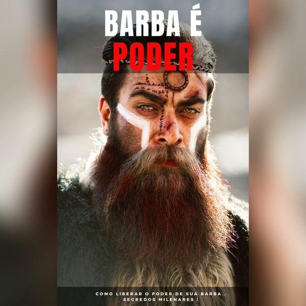Imagem principal do produto Barba é Poder