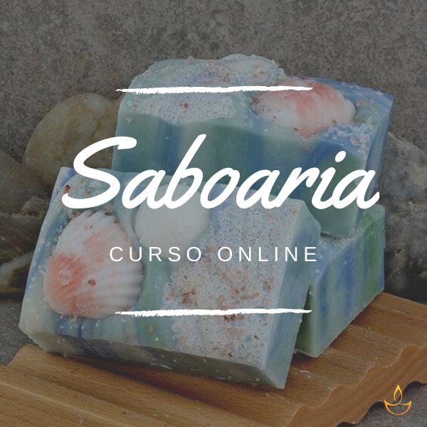 Imagem principal do produto Curso Online de Saboaria