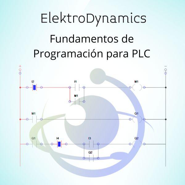 Imagem principal do produto Fundamentos de Programación Ladder para PLC