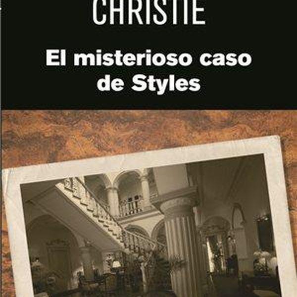 Imagem principal do produto Audiolibro El Misterioso Caso de Styles