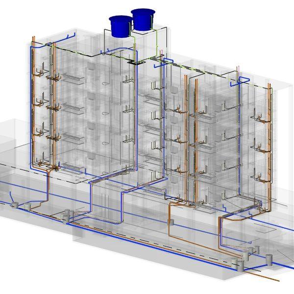 Imagem principal do produto CURSO REVIT - HIDROSSANITÁRIO