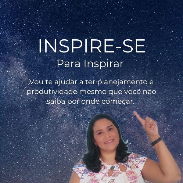 Imagem principal do produto INSPIRE-SE PARA INSPIRAR