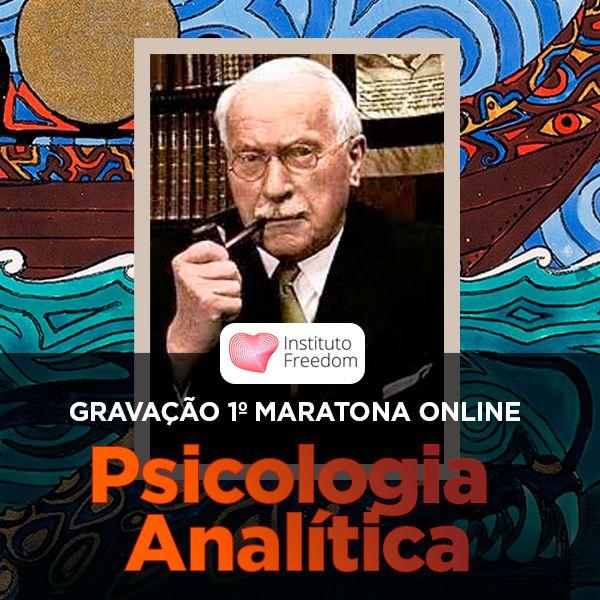 Imagem principal do produto Maratona Online Psicologia Analítica