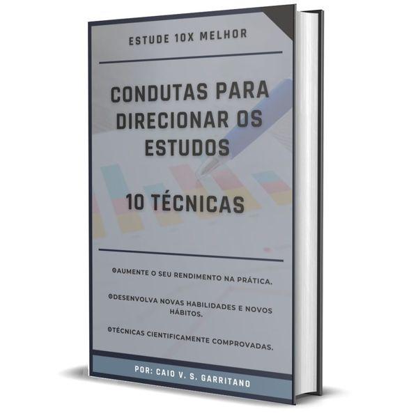 Imagem principal do produto Condutas para Direcionar os Estudos - 10 Técnicas