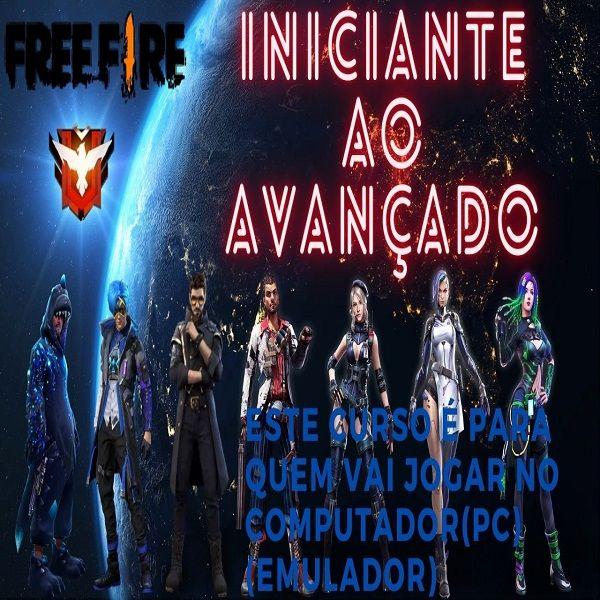 Imagem principal do produto Freefire do iniciante ao avançado