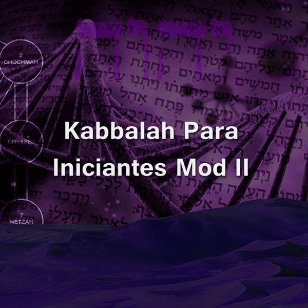Imagem principal do produto Kabbalah Para Iniciantes Módulo II