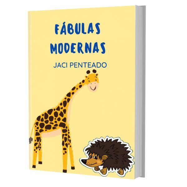 Imagem principal do produto E-BOOK FÁBULAS MODERNAS - VOL. 1