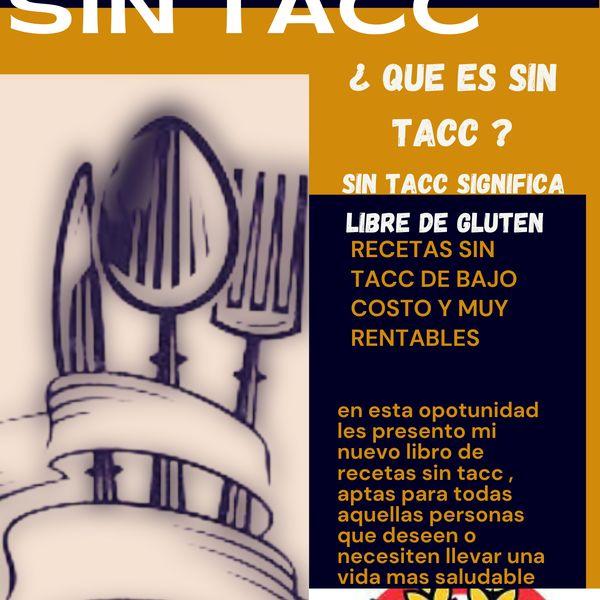 Imagem principal do produto cocina sin tacc