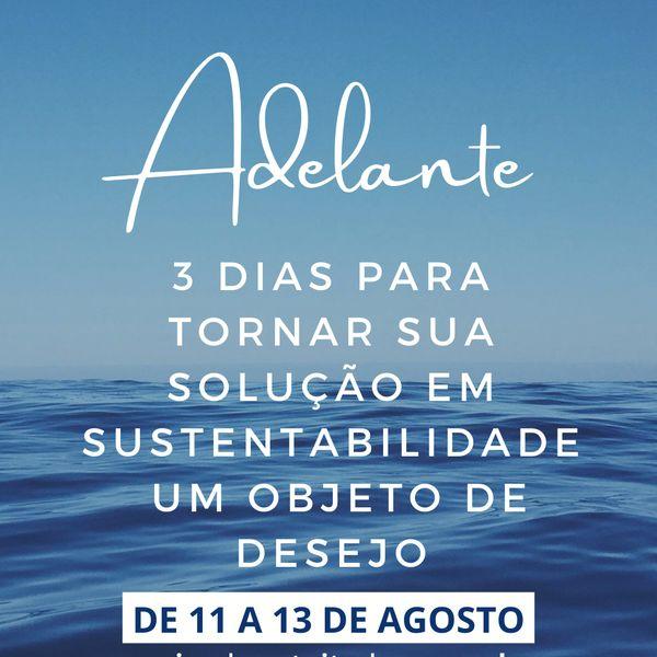 Imagem principal do produto ADELANTE