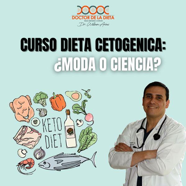 Imagem principal do produto DIETA CETOGENICA: ¿MODA O CIENCIA?