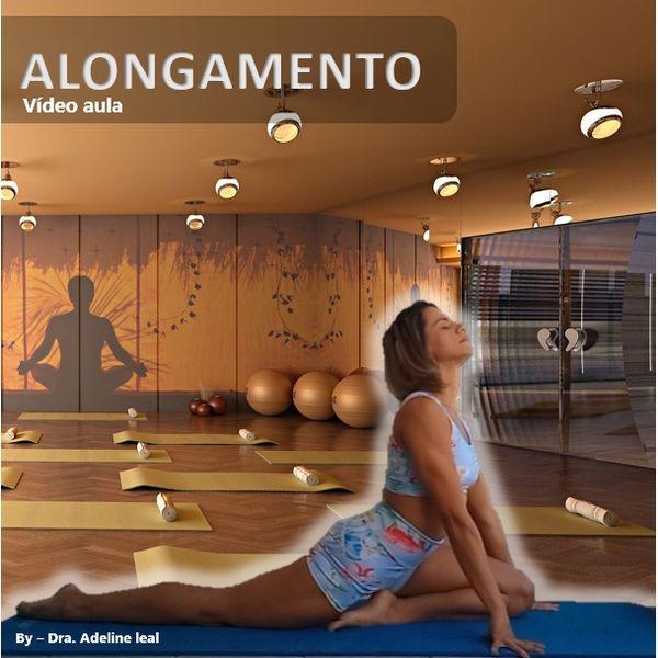 Imagem principal do produto Vídeo Aulas Alongamento