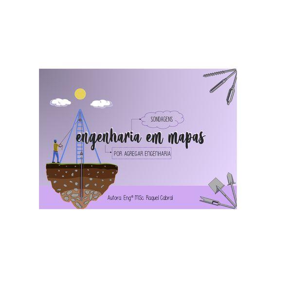 Imagem principal do produto ENGENHARIA EM MAPAS - SONDAGENS
