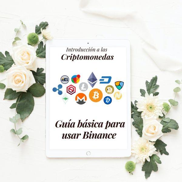 Imagem principal do produto CRIPTOMONEDAS Y MANEJO DE BINANCE