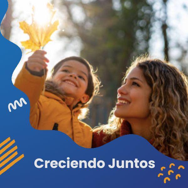 Imagem principal do produto Círculos de Crianza Efectiva Creciendo Juntos