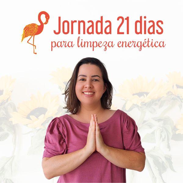 Imagem principal do produto Jornada 21 dias de limpeza energética