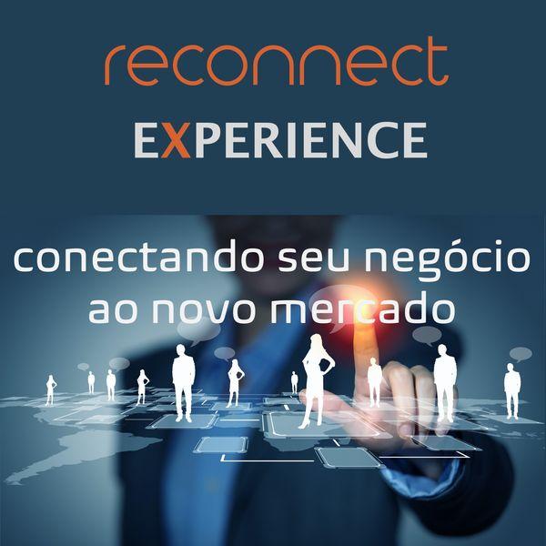 Imagem principal do produto Reconnect - Reinvente seu Negócio