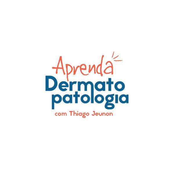 Imagem principal do produto Aprenda Dermatopatologia com Thiago Jeunon