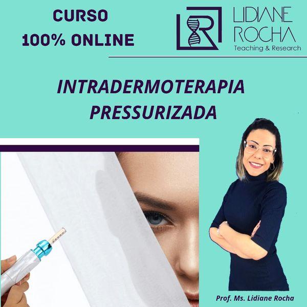 Imagem principal do produto INTRADERMOTERAPIA PRESSURIZADA