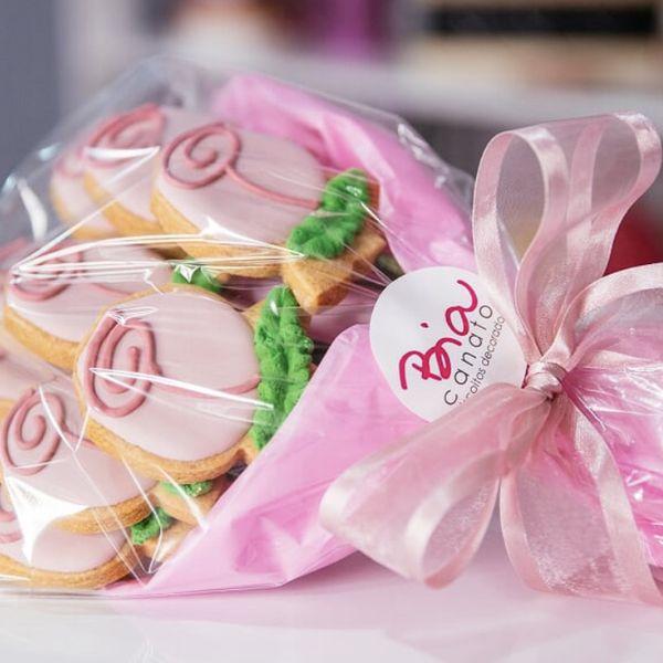 Imagem principal do produto Curso online de buquê de flores