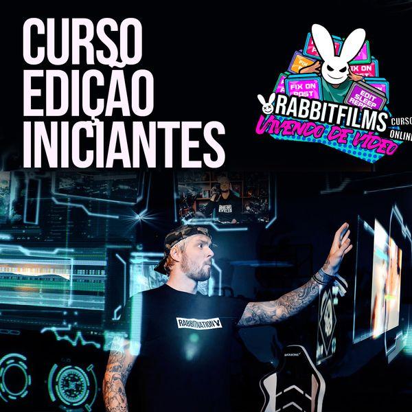 Imagem principal do produto CURSO DE EDIÇÃO PARA INICIANTES