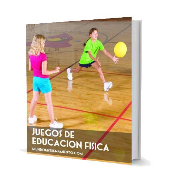 Imagem principal do produto Juegos de Calentamiento y Vuelta a la Calma en Educación Física