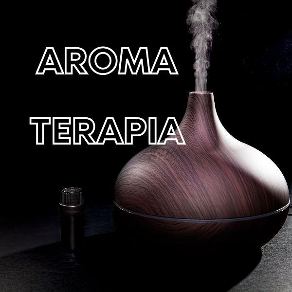 Imagem principal do produto Curso de Aromaterapia