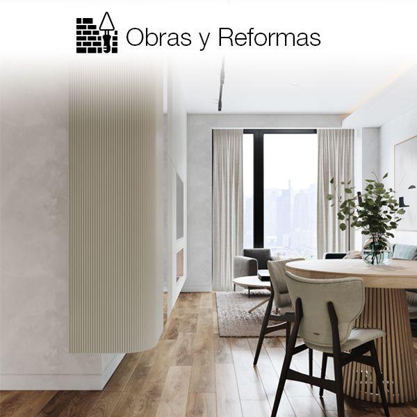 Imagem principal do produto Curso Ejecución de Obras y Reformas en Viviendas