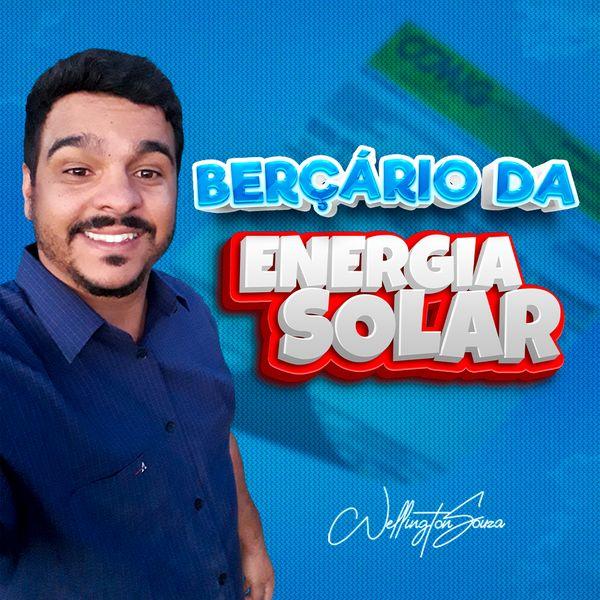 Imagem principal do produto BERÇÁRIO DA ENERGIA SOLAR