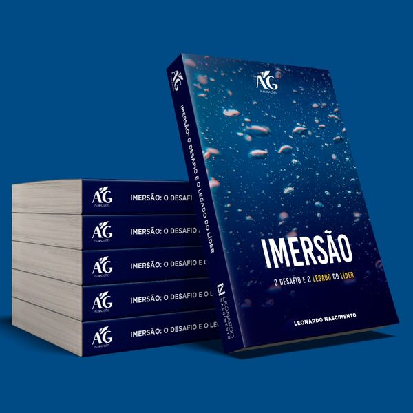 Imagem principal do produto Imersão, o desafio e o legado do líder