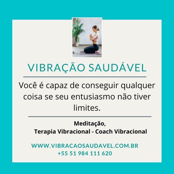 Imagem principal do produto Coach Vibração Saudável