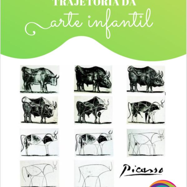 Imagem principal do produto A EVOLUÇÃO EXPRESSIVA: COMPREENDENDO A TRAJETÓRIA DA ARTE INFANTIL