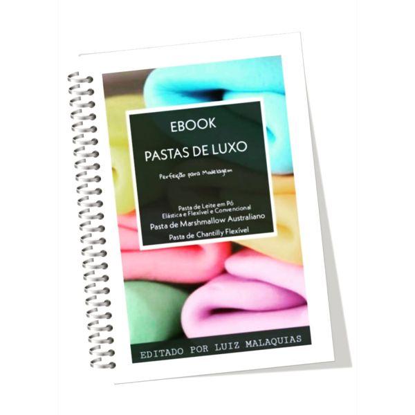 Imagem principal do produto Ebook Pastas de Luxo