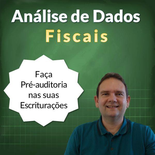 Imagem principal do produto Análise de Dados Fiscais