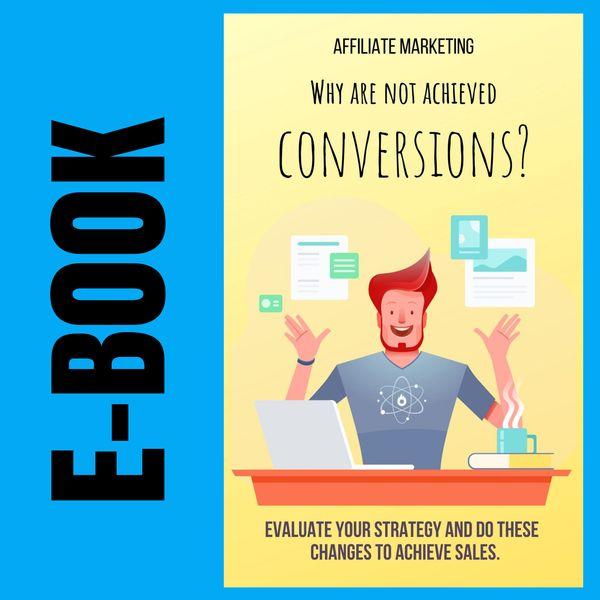 Imagem principal do produto Affiliate Marketing: why are conversions not achieved?