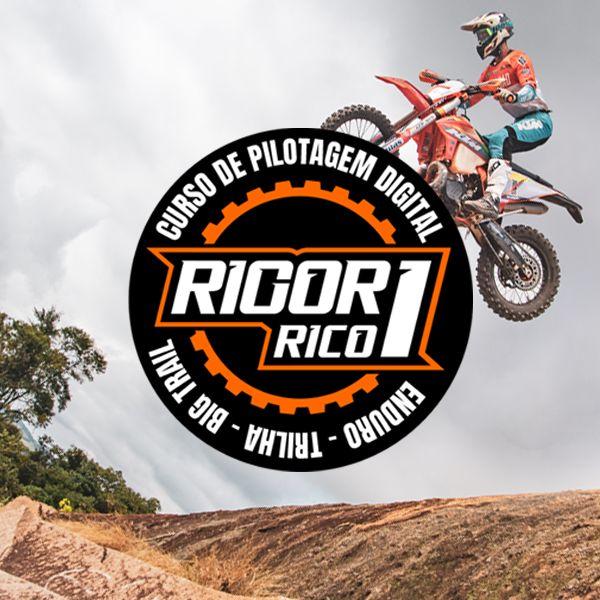 Imagem principal do produto Curso de pilotagem do Rigor Rico