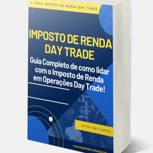 Imagem principal do produto Ebook Imposto de Renda Day Trade