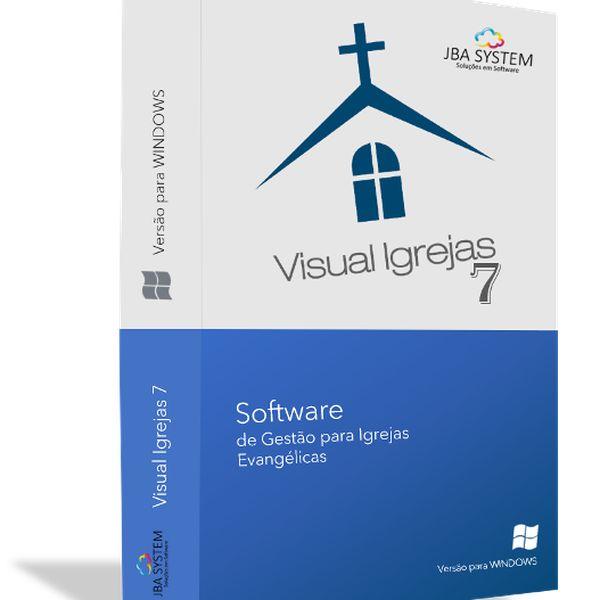 Imagem principal do produto VISUAL IGREJAS 7