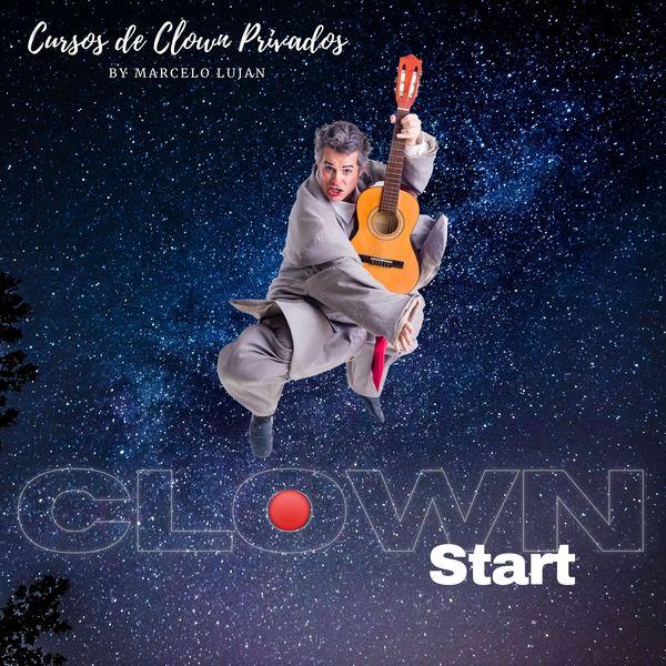 Imagem principal do produto Clown Start- Curso de Clown