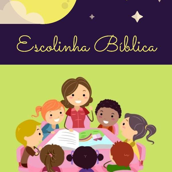 Imagem principal do produto Escolinha Bíblica