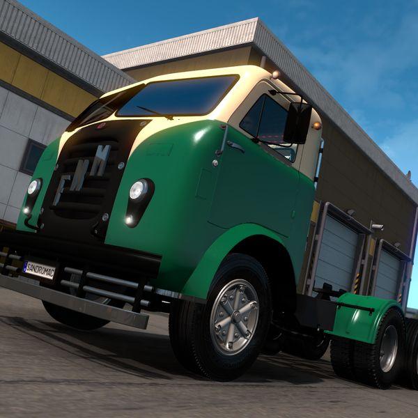 Imagem principal do produto FNM D11000 - ETS2