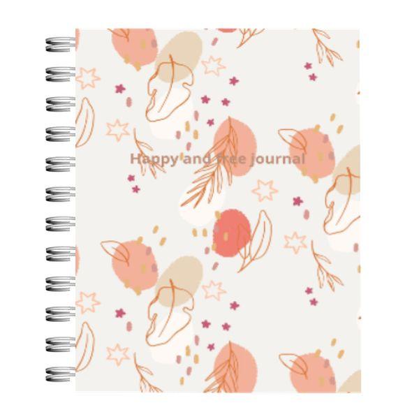 Imagem principal do produto Happy and free journal