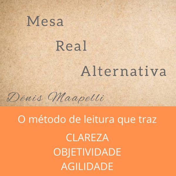 Imagem principal do produto Cartas Ciganas - Mesa Real Alternativa