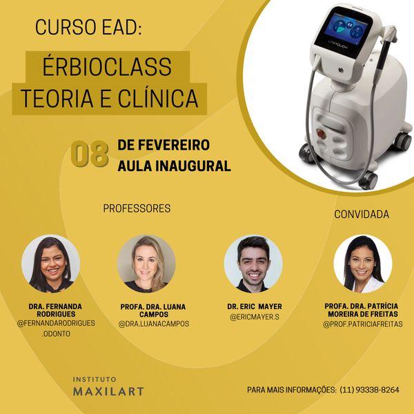 Imagem principal do produto ÉRBIOCLASS: TEORIA E CLÍNICA.