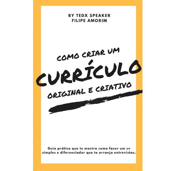 Imagem principal do produto Como criar um Currículo Original e Criativo