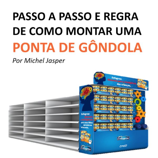 Imagem principal do produto Manual de Pontas de Gôndola