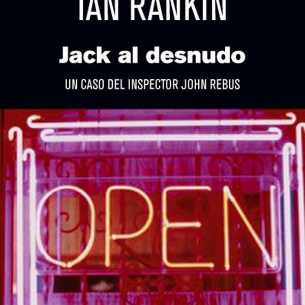 Imagem principal do produto Audiolibro Jack al Desnudo