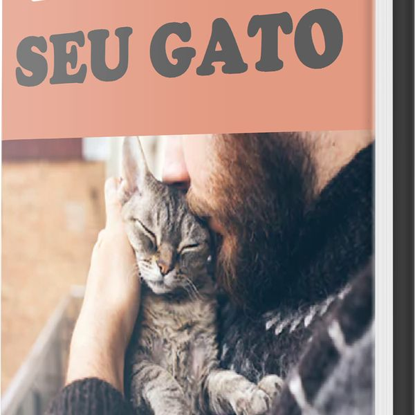 Imagem principal do produto Cuidando do Seu Gato