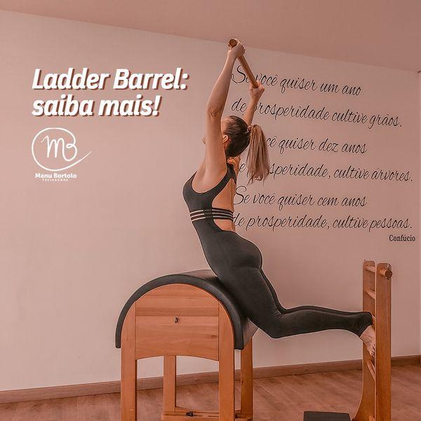 Imagem principal do produto Em Sintonia com a Manu no Ladder Barrel