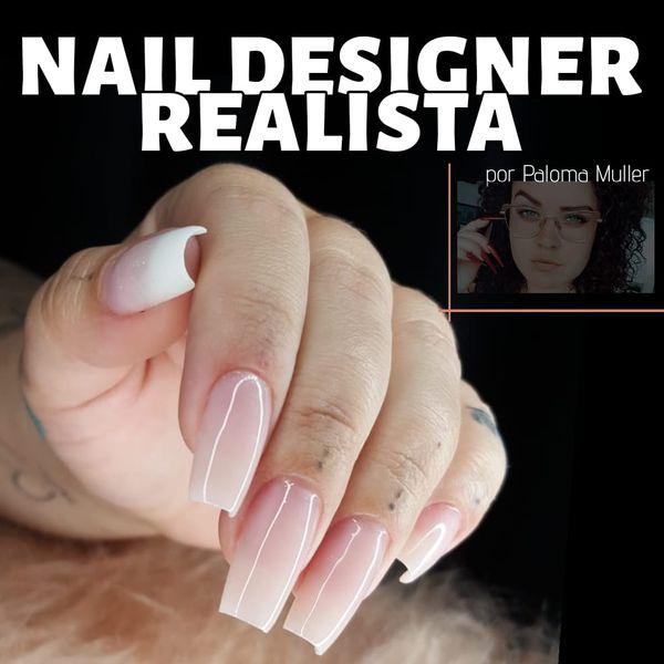 Imagem principal do produto Nail Designer Realista