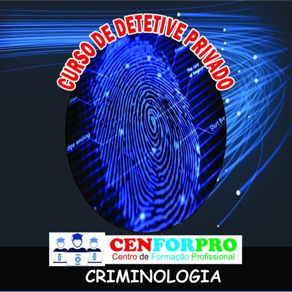 Imagem principal do produto Curso de Detetive Privado